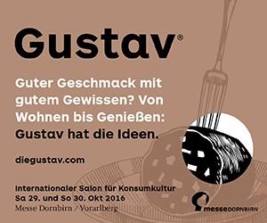 DER VIERENDER auf der Gustav 29. und 30. Oktober 2016