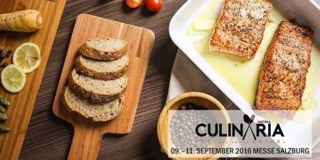 Culinaria Austria Salzburg von 09.09.2016 bis 11.09.2016