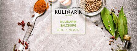 Genussfest für Jedermann KULINARIK Salzburg 2017