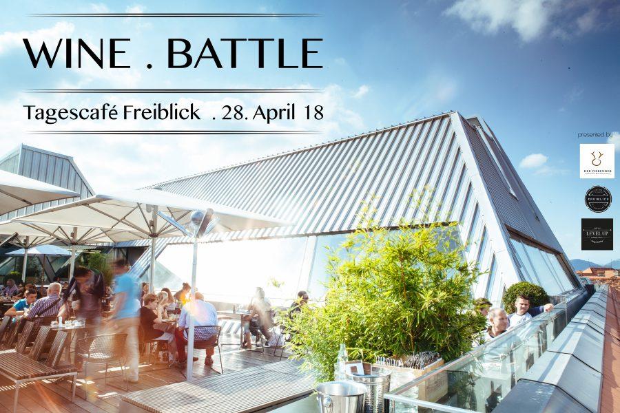 Wine . Battle . 28. April 2018