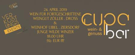 Verkostungs Events . Cupa Bar . Weingut Zöller & Weinhof Uibel