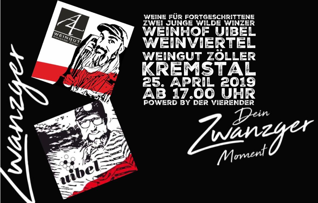 Weine für Fortgeschrittene . Weingut Zöller & Weinhof Uibel im Zwanzger