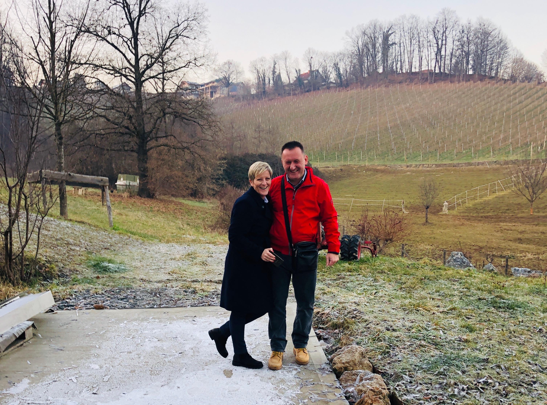 Sommelierverband Istrien zu Besuch in der Steiermark